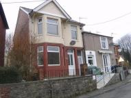 2 bedroom semi detached property to rent in Ffrwd Road, Abersychan...