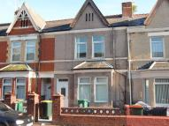 Terraced house in Caerleon Road, Newport