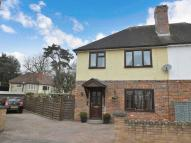 3 bed semi detached home in Park Court, Abergavenny