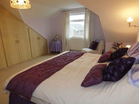 Bedroom 1 - 3
