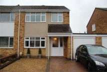 3 bedroom semi detached property in Durand Road, Caldicot...