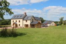 4 bed Detached home for sale in Llangeview, Usk...