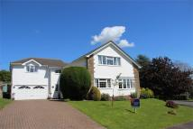 Detached property for sale in Castle Rise, Llanvaches...