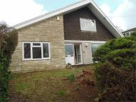 Detached Bungalow for sale in Crown Road, Llanfrechfa...