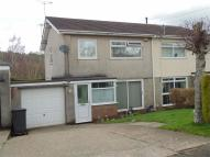 semi detached property in Heol Deiniol, New Inn...