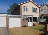 3 bedroom semi detached property in Llandegveth Close...