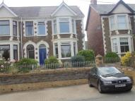 semi detached house in Greenhill Road...