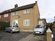 3 bed semi detached house in St Cadocs Road...