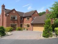 Detached home in The Manor, Llantarnam...