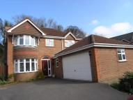 Detached home in Coed Camlas, New Inn...