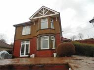 Detached property in Leigh Road, Pontypool...