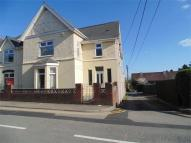 4 bed End of Terrace house for sale in Golf Road, New Inn...