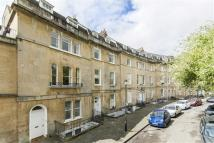 2 bed Flat in Widcombe Crescent, Bath