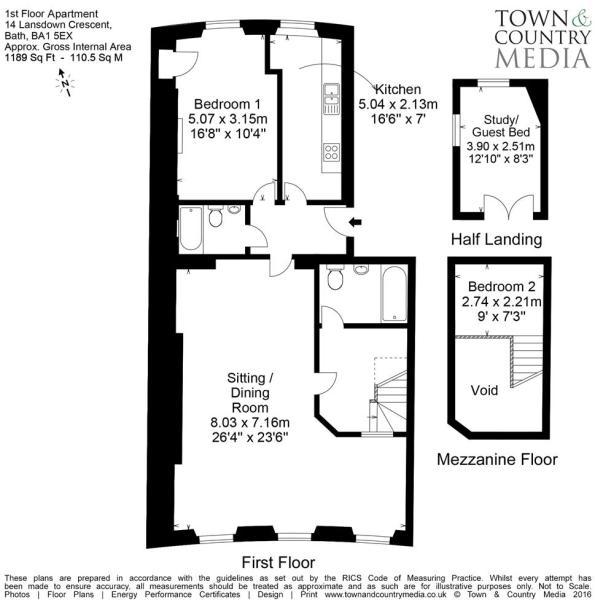 1st Floor Apartment,