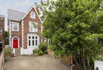 semi detached house in Hillborough Crescent...