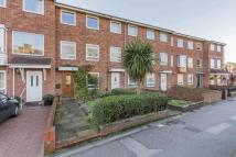 Terraced property in St. Georges Road...