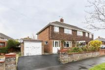 semi detached home in Prinsted Crescent...