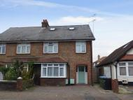 semi detached property for sale in Longford Road...