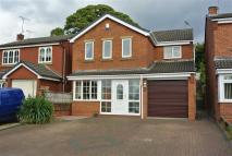 4 bed Detached home for sale in Hilary Close, Belper...