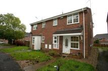 semi detached home in Burdock Close, Oakwood...