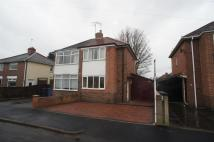 semi detached house to rent in Sefton Road, Chaddesden...