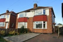 semi detached property to rent in DERBY