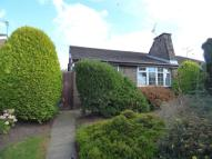Semi-Detached Bungalow in Nottingham Road, Spondon...