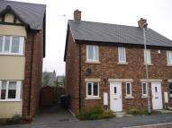 2 bed semi detached house to rent in 3 Edison Way...