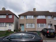 3 bed End of Terrace house in Ridgeway West, SIDCUP...