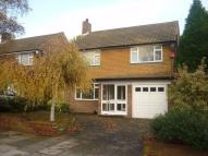 Detached house in Rennets Close...