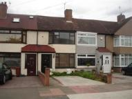 Terraced house in Ramillies Road, SIDCUP...