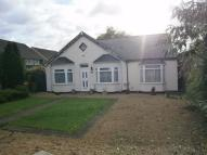 Detached Bungalow to rent in Blackfen Road, SIDCUP...