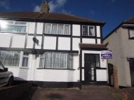 semi detached home in Ridgeway West, SIDCUP...