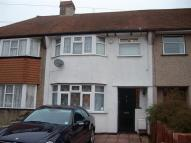 3 bed Terraced home to rent in Ridgeway East, SIDCUP...
