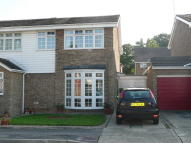 3 bedroom semi detached house to rent in Juniper Close...