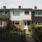3 bed Terraced home in BURNHAM WALK, Gillingham...