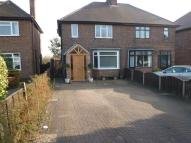 Newtons Lane semi detached property to rent