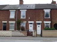 2 bedroom Terraced house in Nottingham Road, ILKESTON