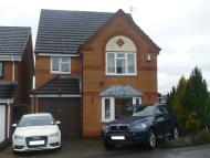 Detached house to rent in Northolt Drive, Nuthall...