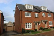 semi detached property for sale in York Road, Calne
