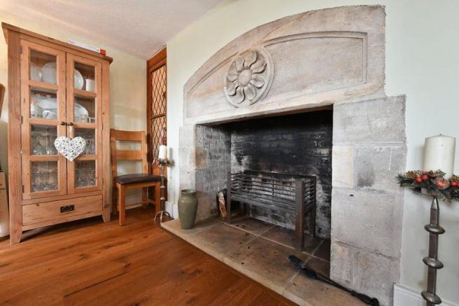 Fireplace in D...