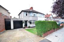 3 bed semi detached house for sale in Chatsworth Gardens...