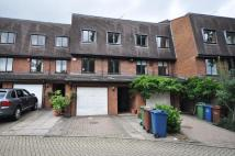 Town House for sale in Harrow Field Gardens...
