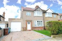 semi detached property in Pinner Park Gardens...