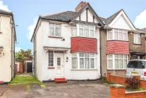semi detached home for sale in Welbeck Road, Harrow, HA2