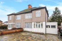 4 bed semi detached home in Parkfield Avenue, Harrow...