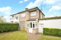 semi detached home in Holyrood Avenue, Harrow...