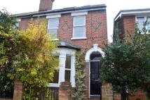 4 bed semi detached home in Waverley Road, Reading...