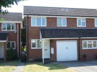 2 bed semi detached property to rent in Calshot Place, Reading...