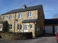 semi detached property in Drovers Walk, Hellifield...